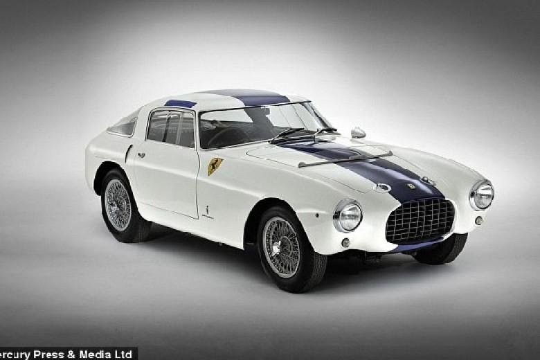 10 Ferrari Vintage Kini Dilelang