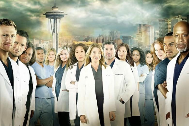Grey's Anatomy Kedatangan Bintang Besar