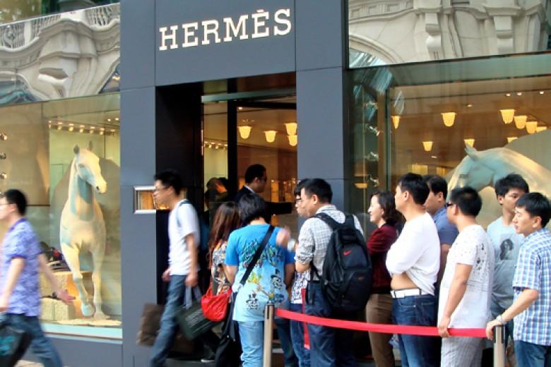 Banyak Diburu, Laba Hermes Melonjak