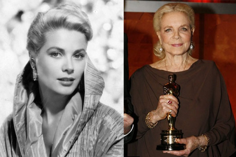 Aktris Senior Lauren Bacall Tutup Usia