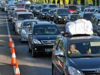 Kecelakaan Mudik di Jalan Tol Jauh Berkurang