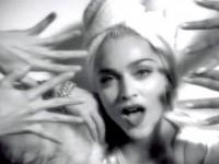 Lauren Bacall Ikon Terakhir di Video Madonna