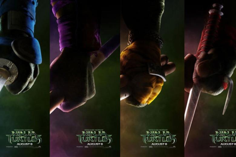 Ninja Turtles Kalahkan Marvel