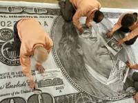 Sulitnya Mendeteksi Uang Palsu 100 Dolar AS