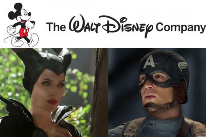 Walt Disney Co. Keruk Laba Besar!