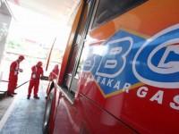 2015, SPBG di Jakarta Mencapai 32 Unit