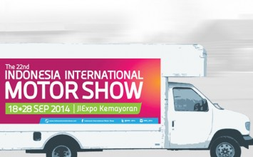 Indonesia International Motor Show (IIMS) 2014