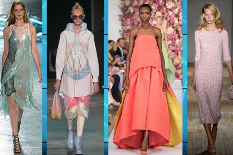 Sibuknya Hari Keenam NY Fashion Week