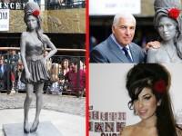 Cantiknya Patung Perunggu Amy Winehouse