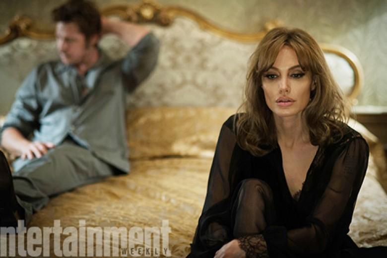 Ini Dia Film Baru Brad Pitt-Angelina Jolie