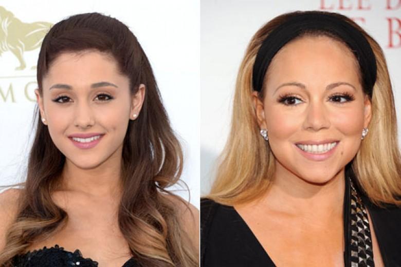 Ariana Grande: The Next Mariah Carey?