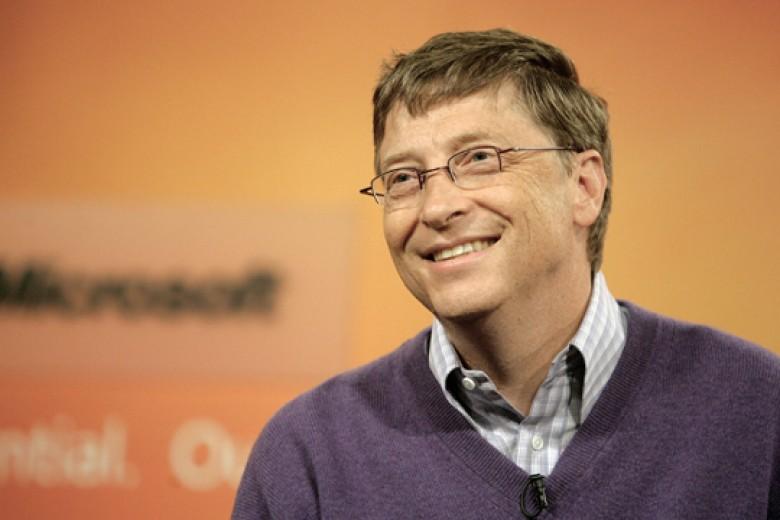 Bukan Microsoft yang Memperkaya Bill Gates