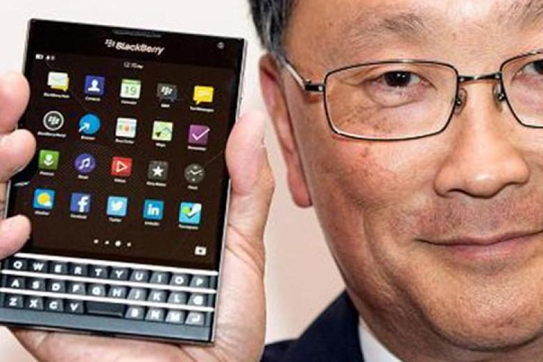 Besok, BlackBerry Passport Diluncurkan