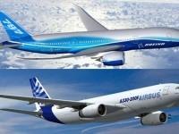 Airbus & Boeing Bersaing Menjual Pesawat