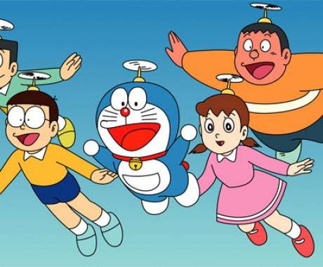 Doraemon Sudah Setua Ini