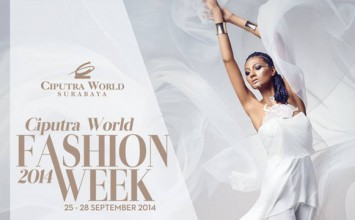 Ciputra World Fashion Week 2014- Surabaya