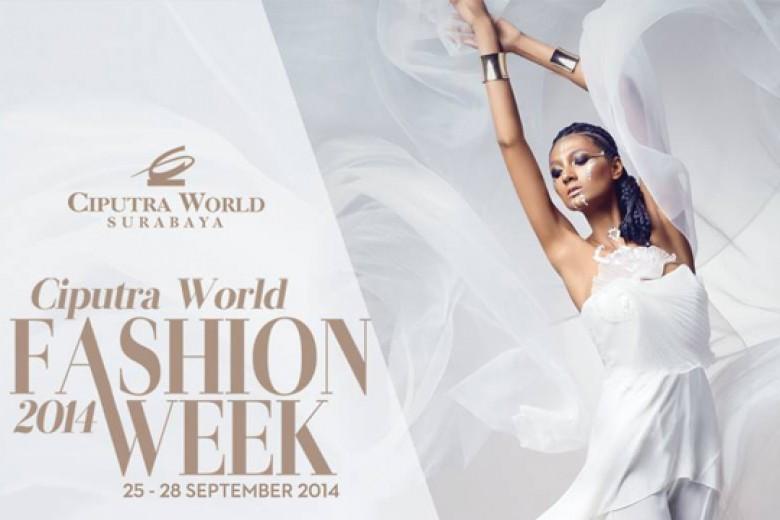 Ciputra World Fashion Week 2014- Surabaya