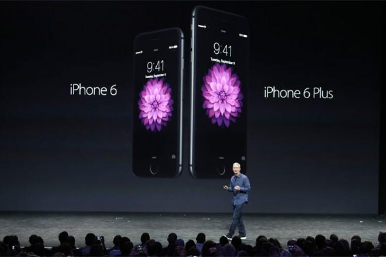 iPhone 6 dan 6 Plus: Besar, Tipis, Cepat