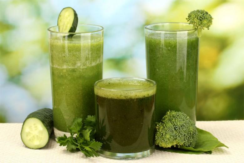 Waktu Tepat Konsumsi Green Juice