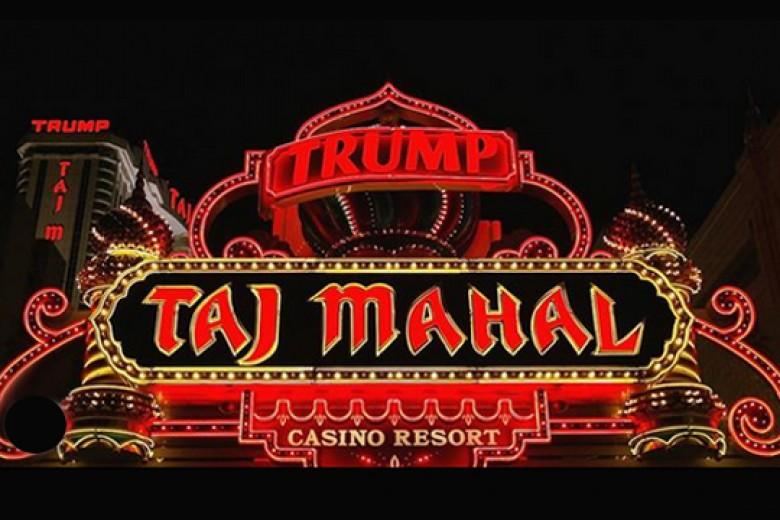Kasino Milik Trump Entertainment Ajukan Bangkrut