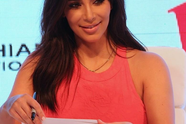 Kim Kardashian Tampil Memukau di Sydney