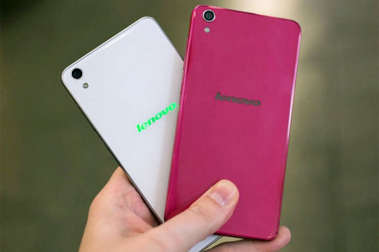 S850, Smartphone Stylish dari Lenovo