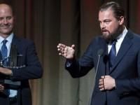 Tak Dapat Oscar, Leonardo DiCaprio Terima Penghargaan Lingkungan