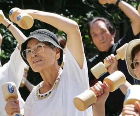 Rahasia Awet Muda Orang Jepang