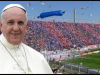 Paus Fransiskus Jadi Nama Stadion San Lorenzo