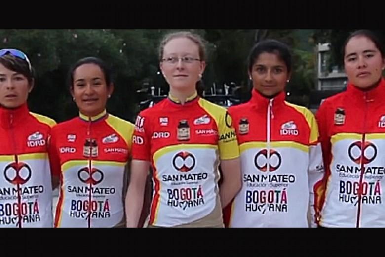 Seragam Ini Bikin Pesepeda Kolombia Tenar