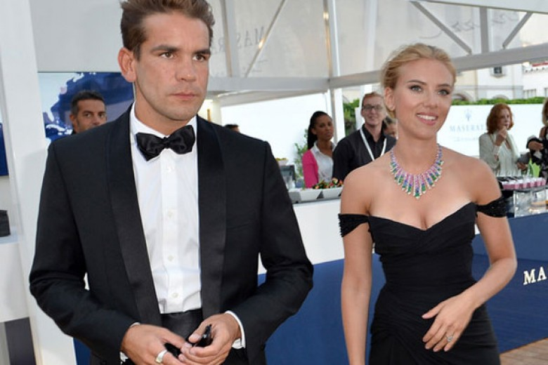 Scarlett Johansson Sambut Bayi Perempuan