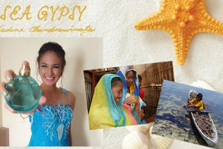 Sea Gypsy, Parfum yang Terinspirasi Suku Bajo