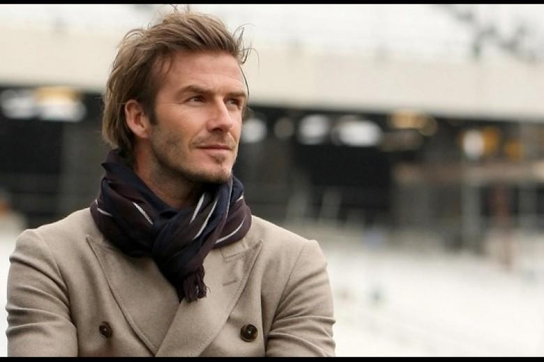 Pensiun, Pendapatan David Beckham Turun