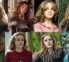 Perubahan Emma sebagai Hermione Granger di film Harry Pottter