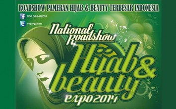 Yogyakarta Hijab & Beauty Expo 2014