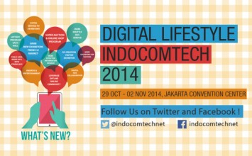 Pameran Komputer The 22nd Indocomtech 2014
