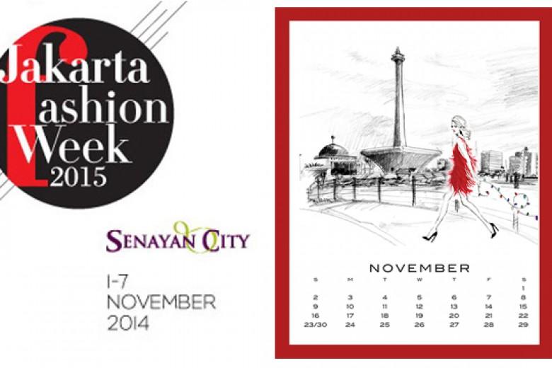 Jadwal Jakarta Fashion Week 2015