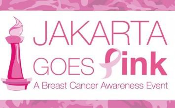 Parade 'Jakarta Goes Pink'