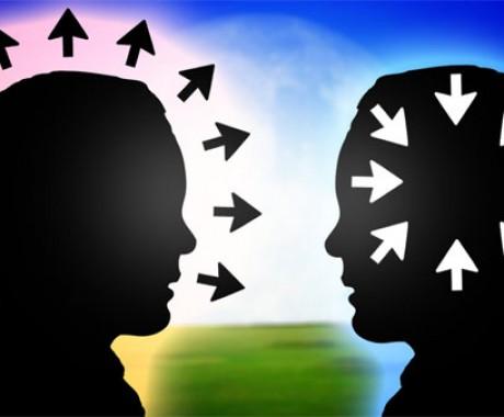 Antara Introvert dan Ekstrovert