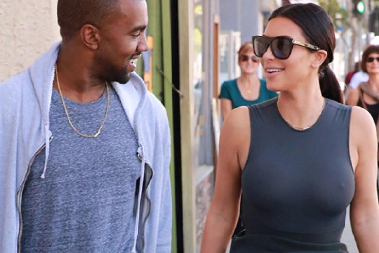 Kim Kardashian dan No Bra Day!