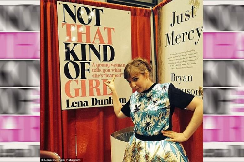 Lena Dunham Buka-bukaan Lagi