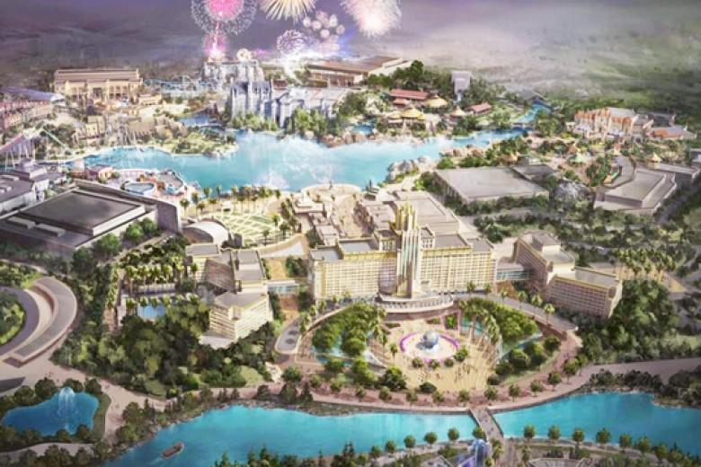 Universal Siapkan Taman Bermain Keempat