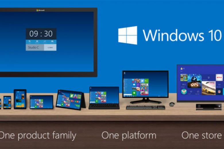 Microsoft Umumkan Windows 10