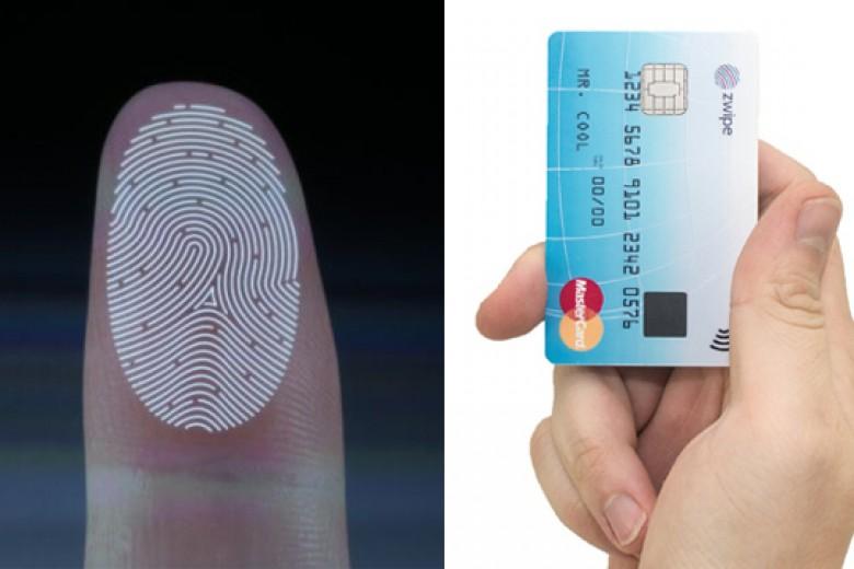 MasterCard Segera Perkenalkan Kartu dengan Pemindai Jari