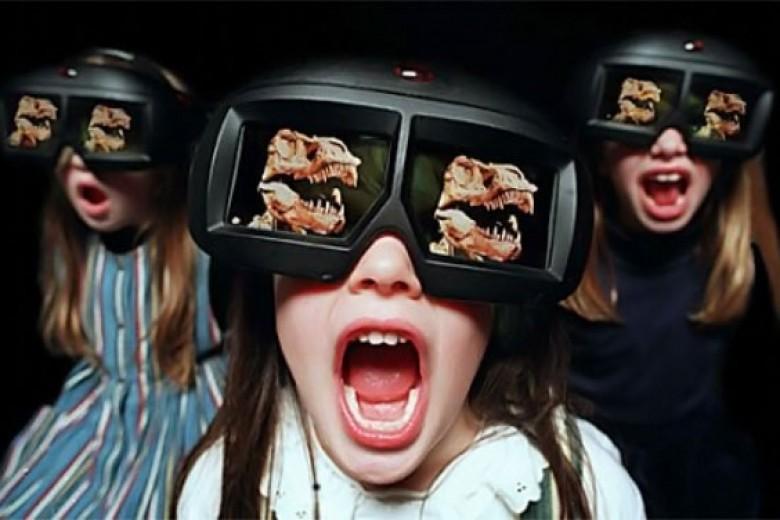 Film Tiga Dimensi tak Baik Untuk Anak-anak?