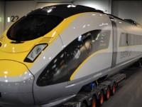 Eurostar Perkenalkan Kereta Cepat Teranyar