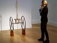 Patung 'Chariot' Laku Ratusan Juta Dolar