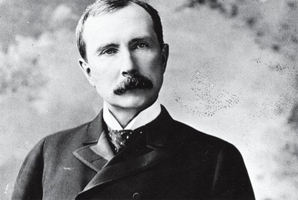 John Davison Rockefeller Sr. [empireonline]