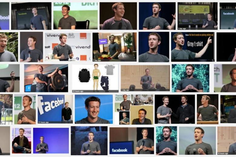 Ada Apa Dengan Mark Zuckerberg dan  T-shirt Abu-abunya?