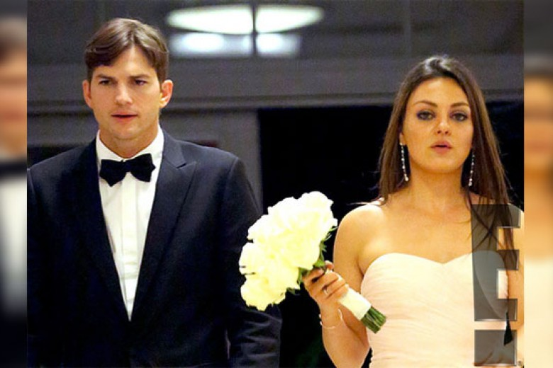 Ini Alasan Ashton Kutcher Pilih Nama Putrinya